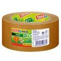 tesa® Packband tesapack® Paper ecoLogo® 50 mm x  50 m (B x L) Papier braun