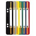 Leitz Heftstreifen 3,5 x 15,8 cm (B x H)  Polypropylen farbig sortiert