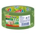 tesa® Packband tesapack® Eco  Strong 50 mm x 66  m (B x L) Polypropylen grün 100  recycled  plastic