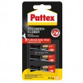 Pattex Sekundenkleber MINI TRIO 3 x 1g