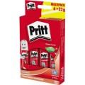 Pritt Klebestift Original Multipack nicht  nachfüllbar 6 x 22g 6 St./Pack.