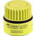 Faber-Castell Nachfülltusche AUTOMATIC REFILL  1549 Textliner REFILL gelb 25ml