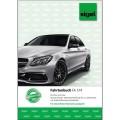 Sigel Fahrtenbuch DIN A5 grün 32 Bl.