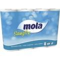 Mola Küchenrolle Saugfix 3-lagig weiß