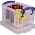 Really Useful Box Aufbewahrungsbox 24,5 x 16 x  18,5 cm (B x H x T) Polypropylen transparent