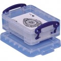 Really Useful Box Aufbewahrungsbox 12 x 4,5 x 8,5  cm (B x H x T) Polypropylen transparent