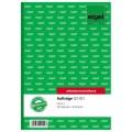 Sigel Auftragsformular DIN A5  selbstdurchschreibend 1 Durchschlag 2 x 40 Bl.