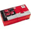 FASANA Serviette 24 x 24 cm (B x L) jalapeno red  250 St./Pack.
