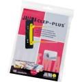 Jalema Abheftbügel Plus 50mm Polypropylen  gelb/weiß 10 St./Pack.
