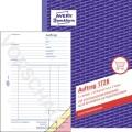 Avery Zweckform Auftragsformular DIN A5  selbstdurchschreibend 2 Durchschläge 3 x 40 Bl.
