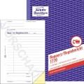 Avery Zweckform Bauformular DIN A5  selbstdurchschreibend 1 Durchschlag 2 x 40 Bl.