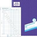 Avery Zweckform Kassenabrechnung DIN A4 nicht  selbstdurchschreibend 1 Durchschlag 2 x 50 Bl.