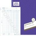 Avery Zweckform Inventurbuch DIN A4 50 Bl.