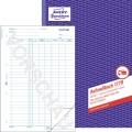 Avery Zweckform Aufmaßbuch DIN A4  selbstdurchschreibend 50 Bl.
