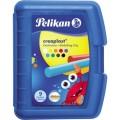 Pelikan Wachsknete Creaplast 12 x 105 mm (Ø x L)  9 Farben 9 St./Pack.
