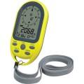technoline® Wetterstation EA 3050 54 x 17 x 103 mm (B x H x T) LCD, hintergurndbeleuchtet mit Datumsanzeige mit Funkuhr
