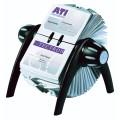 DURABLE Rollkartei VISIFIX® FLIP VEGAS 104 x 72  mm (B x H) Kunststoff schwarz