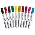 Legamaster Whiteboardmarker TZ 1 1,5-3mm schwarz,  rot, blau, grün, orange, braun, violett, rosa,  hellblau 10 St./Pack.