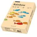 Rainbow Multifunktionspapier Color DIN A4 160g/m  lachs 250 Bl./Pack.