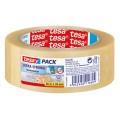 tesa® Packband tesapack® Ultra Strong 38 mm x 66  m (B x L) PVC transparent