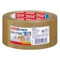 tesa® Packband tesapack® Ultra Strong 50 mm x 66  m (B x L) PVC braun