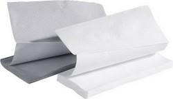 Satino Papierhandt�cher PREMIUM  2-lagig mit V-Falzung, wei�. Inhalt: 3210 Stck. (15 Stapel x 214 Blatt)