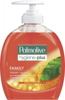 PAMOLIVE Handseife. Hygiene Plus, Inhalt: 300 ml