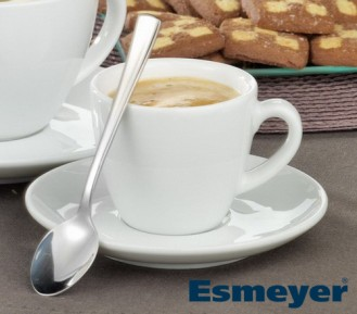 Espresso-/Moccalöffel STOCKHOLM, Edelstahl 18/10, poliert, Länge: 11,5 cm.
