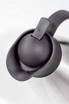 Ersatzdeckel / - verschluß für Isolierkanne Thermoart (alle Größen)