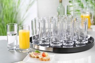 Sparset ISLANDE Longdrinkglas 29cl, Inhalt: 36 Gläser, Höhe: 14,5cm, Durchmesser: 6,2cm