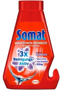 SOMAT Maschinenpfleger, Inhalt: 250 ml, für die Spülmaschinen.