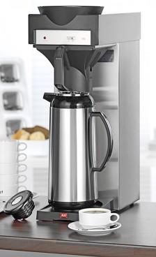 Kaffeemaschine 170 MT von Melitta, *** Lieferung erfolgt OHNE Isolierkanne ***, Tiefe: 420 mm, Breite: 210mm, Höhe: 600 mm