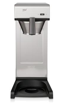 Filterkaffeemaschine TH, von Bravilor Bonamat, Farbe: anthrazit, *** Lieferung erfolgt OHNE Isolierkanne ***