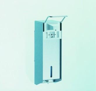 BLANCO Seifen-/Desinfektionsspender,Material: Edelstahlgehäuse geschliffen