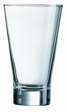 Saftglas SHETLAND, Inhalt: 0,35 Liter, Höhe: 138 mm, Durchmesser: 82 mm, Arcoroc.
