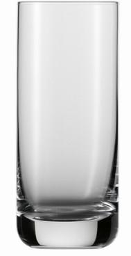 Longdrinkglas CONVENTION, Inhalt: 0,37 Liter, Höhe: 155 mm, Durchmesser: 65 mm, Schott Zwiesel.