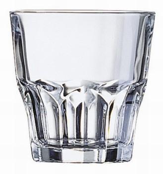Saftbecher GRANITY,  Inhalt: 0,2 Liter, Höhe: 80 mm, Durchmesser: 79 mm, stapelbar, für Heißgetränke geeignet.