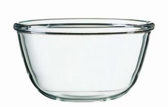 Glasschale COCOON 24 cm - Inhalt 3,6 ltr Höhe 132 mm - Durchmesser 240 mm Arcoroc