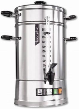 Kaffeeautomat Hotspot CNS 100 für 15 bis 100 Tassen - 2 bis 12,5 ltr. Mit Überhitzungsschutz