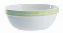 Stapelschale 12 cm Form Brush - Green  / Grün Inhalt: 0,27 l, Höhe: 4,7 cm
