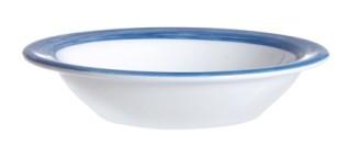 Schälchen 12 cm Form Brush - dunkelblau - Arcoroc, Inhalt: 0,1 l, Höhe 2,6 cm