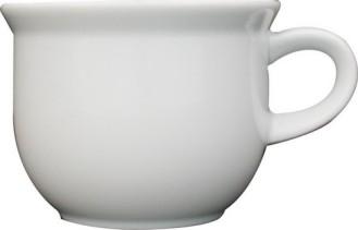 Kaffeeobertasse TODAY, Inhalt: 0,20 ltr., ohne Untertasse, uni weiß, Eschenbach