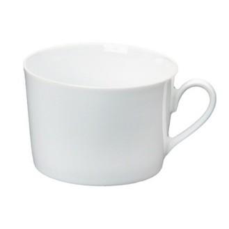 Kaffeeobertasse HEIKE, Inhalt: 0,20 ltr., weiss, ohne Untertasse, Retsch Porzellan