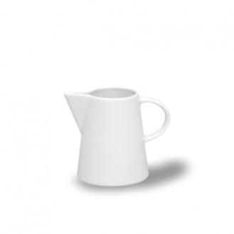 Sahnegießer SOLEA, Farbe: weiß, Inhalt: 0,25 Liter.