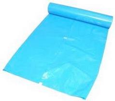 Müllsacke 120 ltr., blau 25 Stück auf einer Rolle Stärke: 60 my