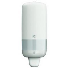 Tork Seifenspender ELEVATION S1, Material: Kunststoff, Farbe: weiss, Inhalt: 1.000 ml.