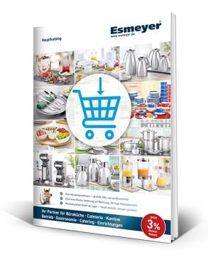 Aktueller Esmeyer Katalog (für Gewerbetreibende, Institutionen und öffentliche Einrichtungen) - kostenlos -