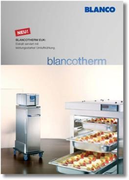 Sonderkatalog Blanco Blancotherm EUK Speisentransportbehälter zum Download hier im Shop
