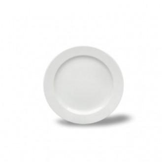 Desserteller ADRINA, Farbe: weiß, Durchmesser: 19 cm.