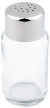 Ersatzglas mit Edelstahldeckel                                -Pfeffer-